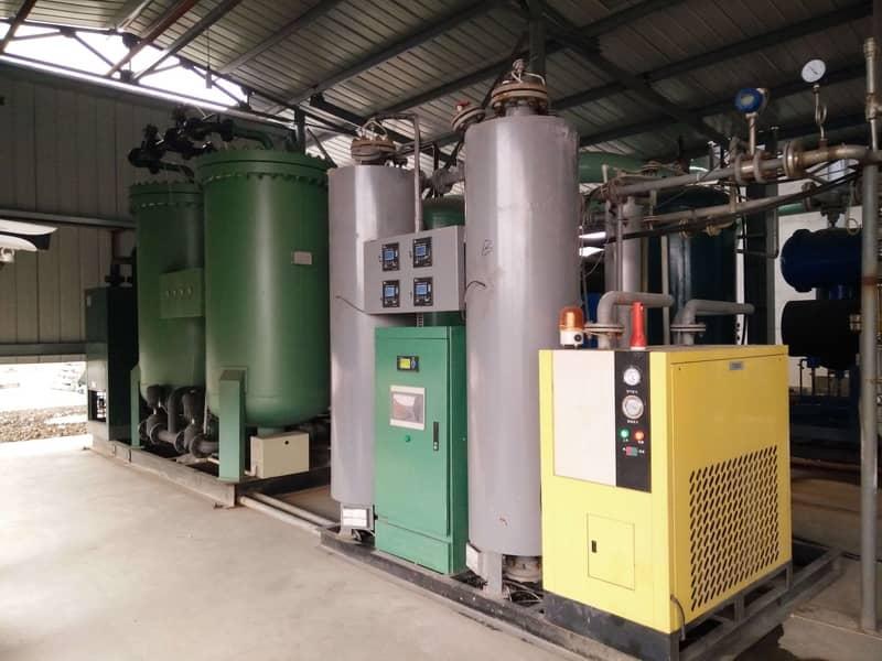 客户案例五——LY-HO-400加氢除氧制氮装置