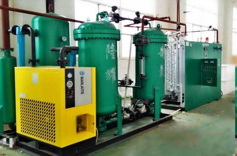 客户案例六——PSA制氮+碳脱氧提纯装置